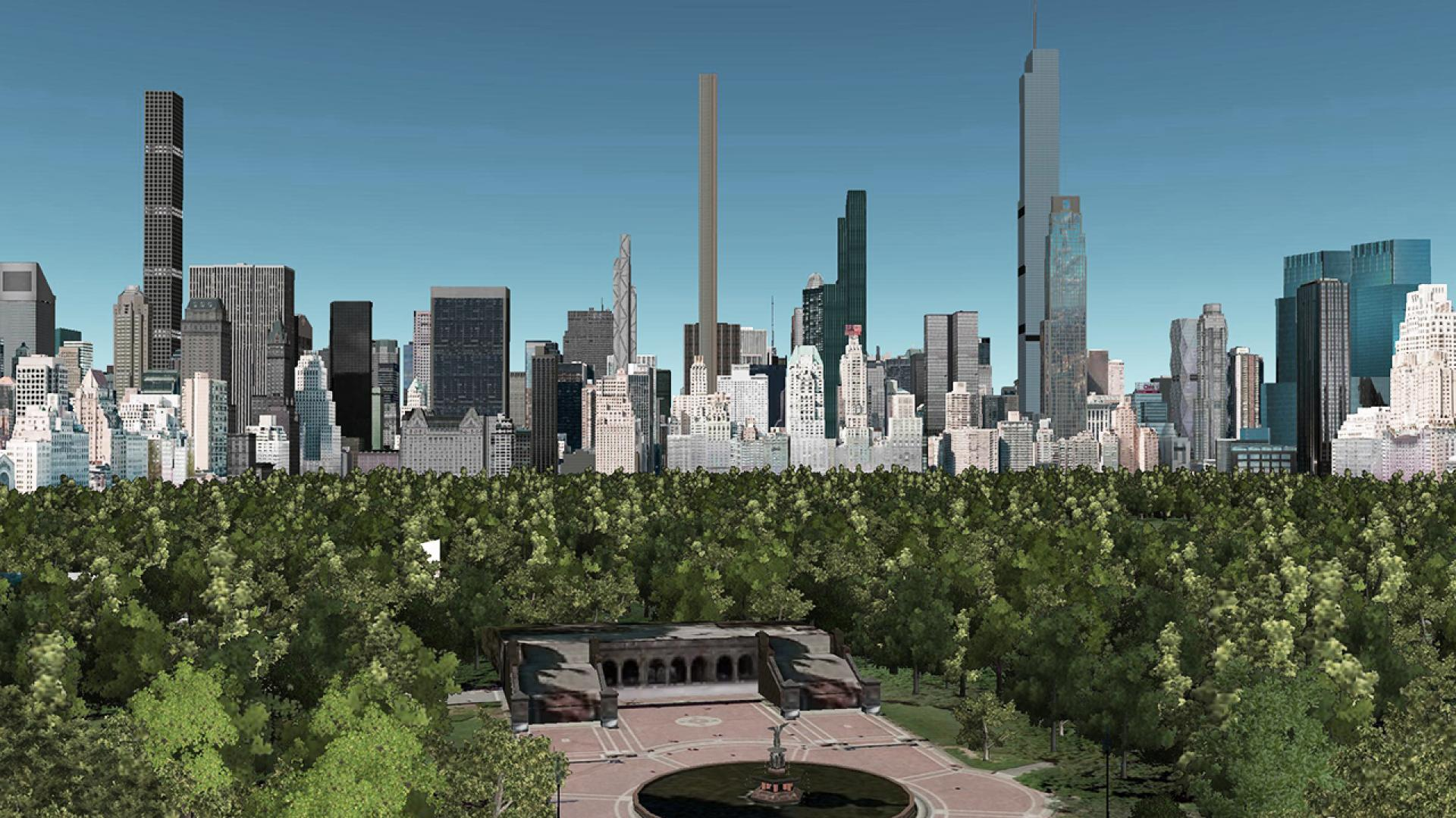 Trump Parc East 100 Central Park South Nyc Condo